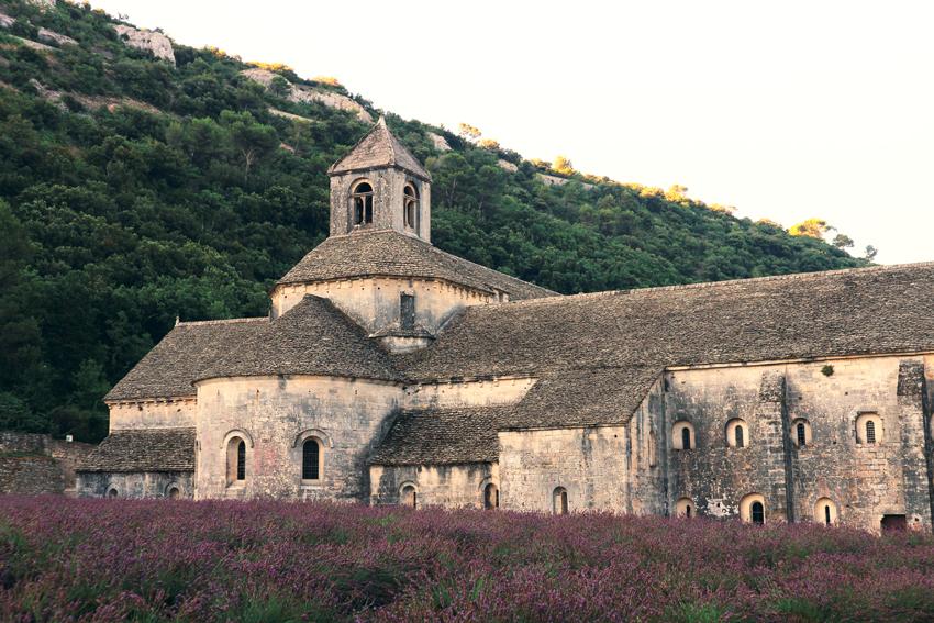 Mein Top 10 Geheimtipps für die Provence, Abbeye Notre-Dame de Sénanque