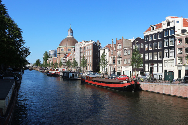 Postcard from Amsterdam - All the wonderful things Urlaubstipps Koepelkerk (Sonesta Koepel)