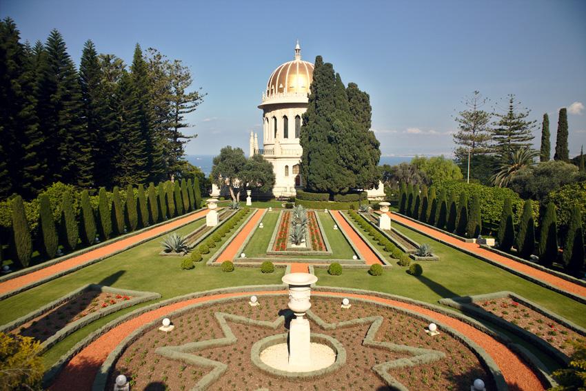 All the wonderful things: Israel Traveldiary #5 - Haifa: Tipps & Fazit; Bahai Gardens, Schrein des Bab