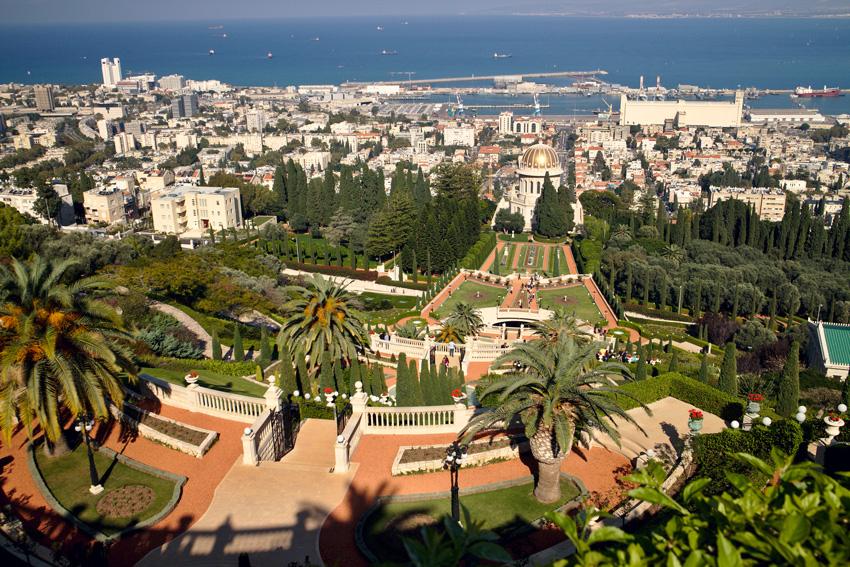 All the wonderful things: Israel Traveldiary #5 - Haifa: Tipps & Fazit; Bahai Gardens