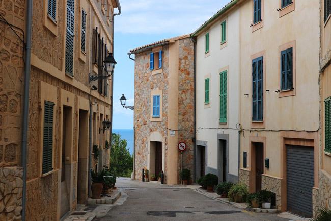 Mallorca Nordwesten Banyalbufar
