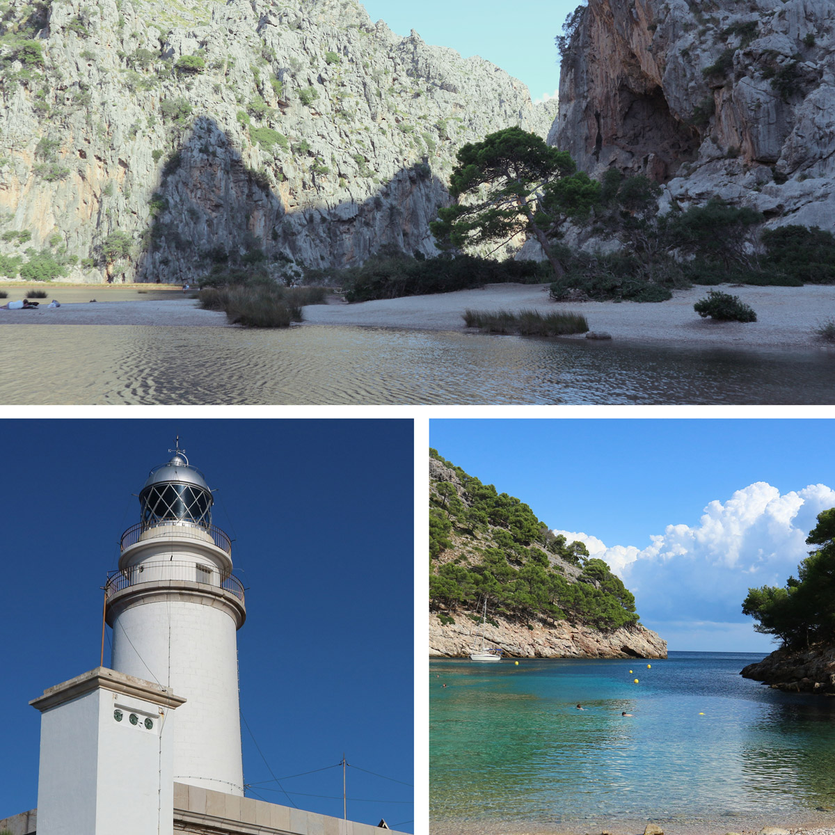All the wonderful things: Mallorca Part III - Der wilde Norden
