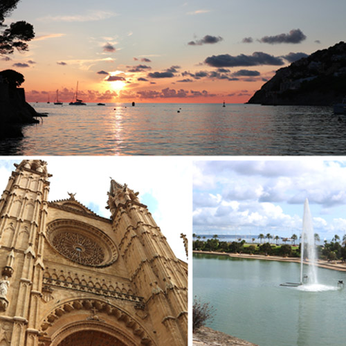 All the wonderful things: Mallorca Part I - Palma und der Südwesten