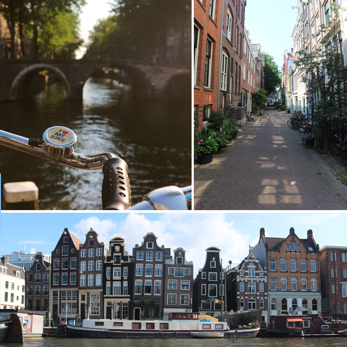All the wonderful things: Postcard from Amsterdam