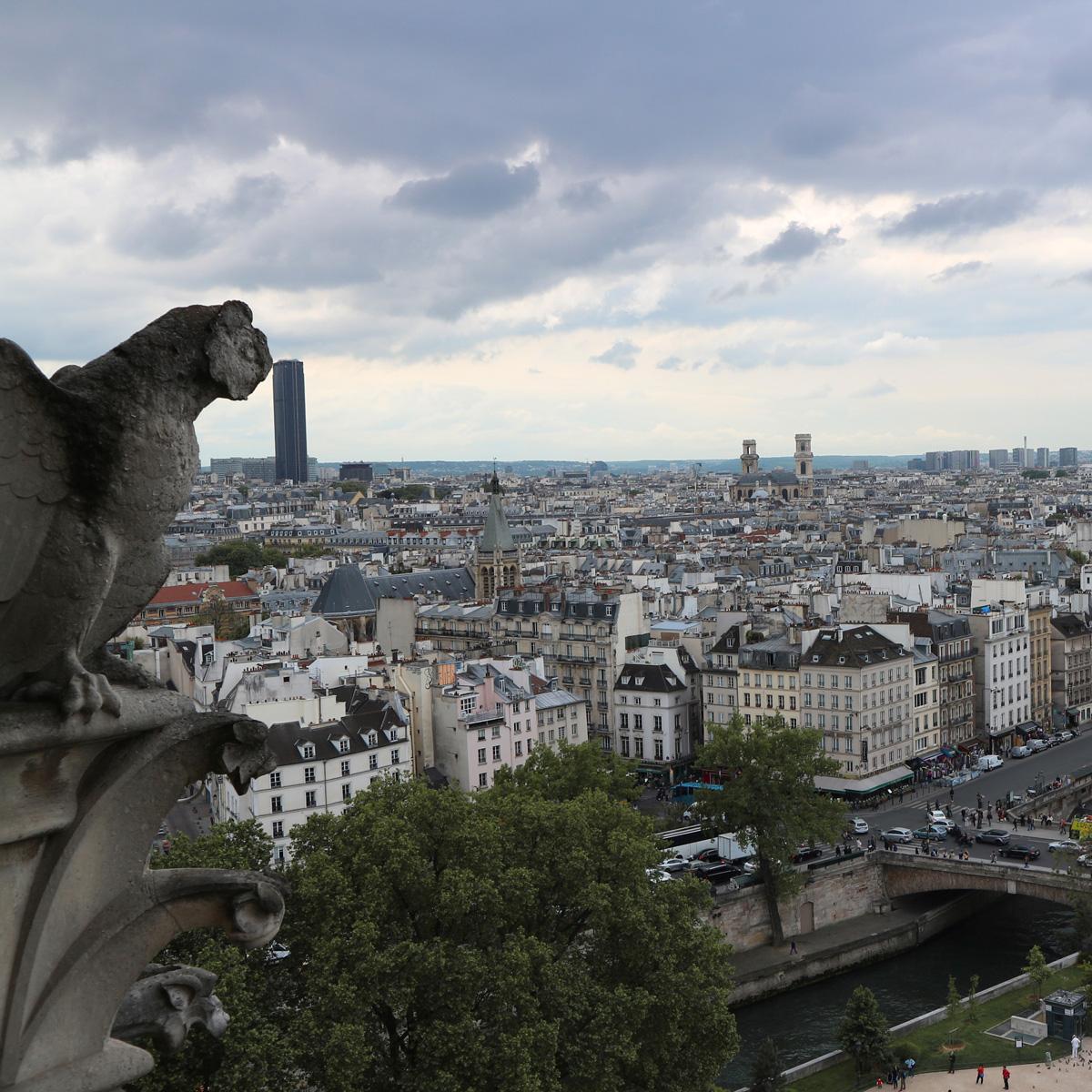All the wonderful things: Die besten Orte, um Paris von oben zu sehen
