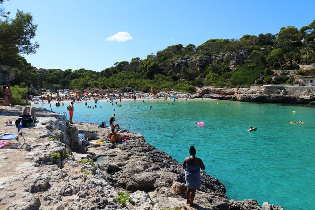 Mallorca Part II - Der Osten Cala Llombards