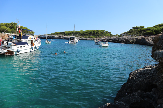 Mallorca Part II - Der Osten Cala Sa Nau