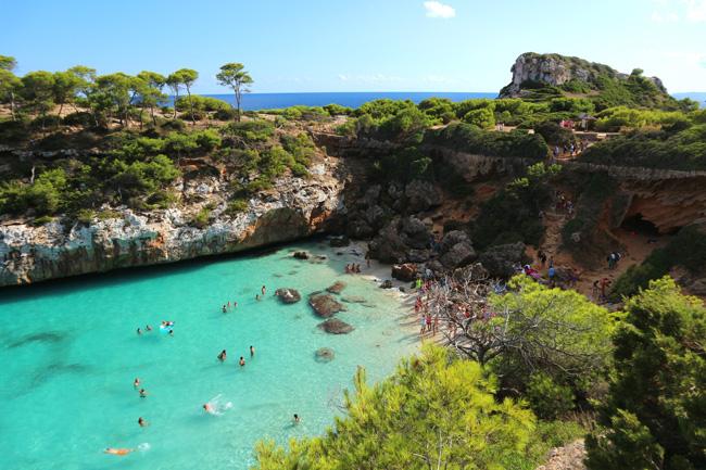 Mallorca Part II - Der Osten Caló des Moro