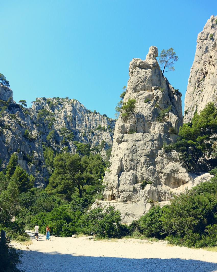 Mein Top 10 Geheimtipps für die Provence, Cassis und die Calanques, En Vau