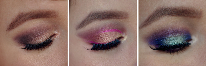 All the wonderful things: Eine Palette 3 Looks: Essence Epic Sunset; Alle Looks