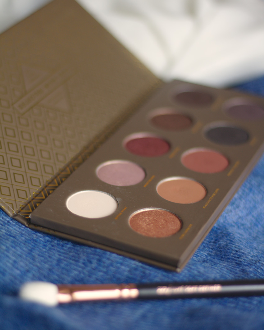 All the wonderful things: Eine Palette 3 Looks - Zoeva Cocoa Blend Review