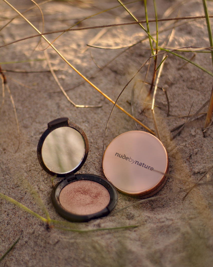 All the wonderful things: Das perfekte Sommer-Make-Up Becca Shimmering Skin Perfector Opal Nude by Nature Bronzer