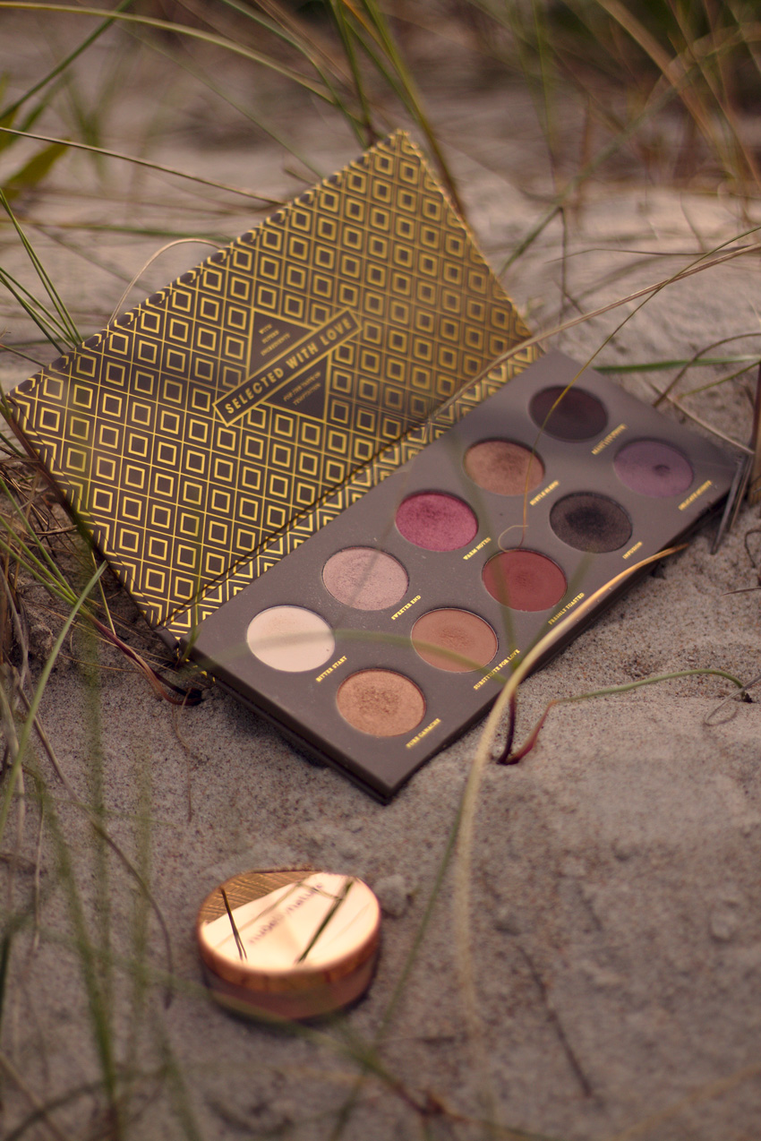 All the wonderful things: Das perfekte Sommer-Make-Up Zoeva Cocoa Blend Lidschattenpalette