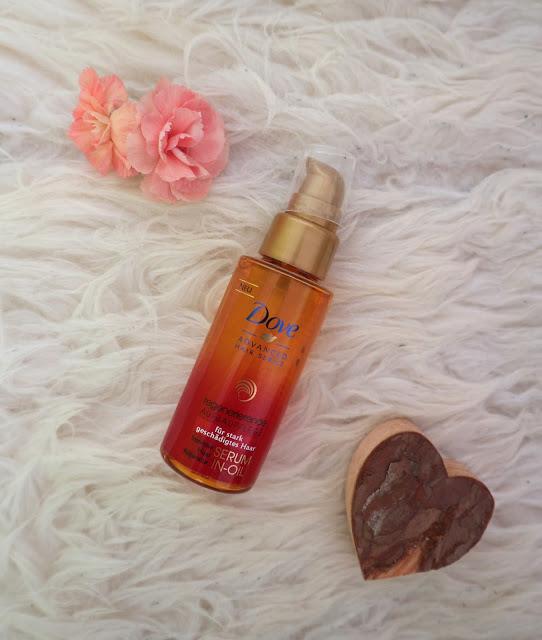 Beauty Tops und Flops Dove Advanced Hair Series - Serum-in-Oil Regenerierende Aufbaupflege