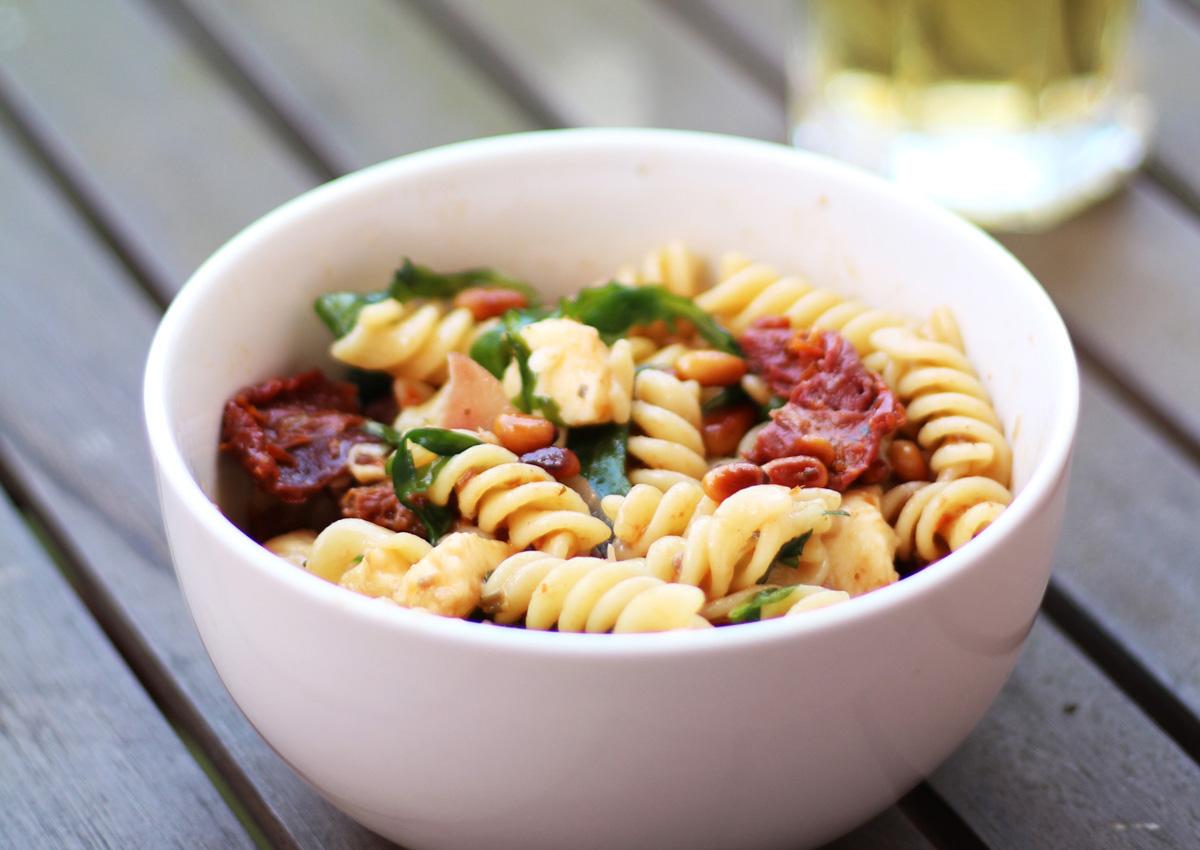 Der beste (mediterrane) Nudelsalat