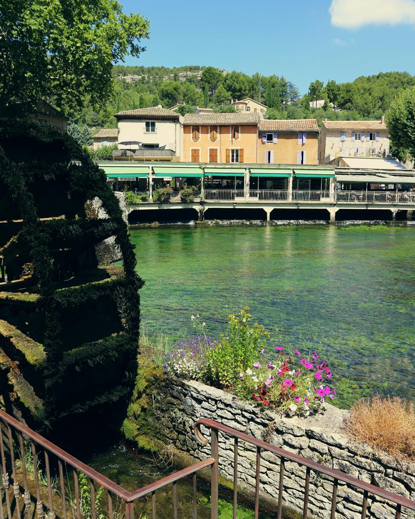 Mein Top 10 Geheimtipps für die Provence, Fontaine-de-Vaucluse