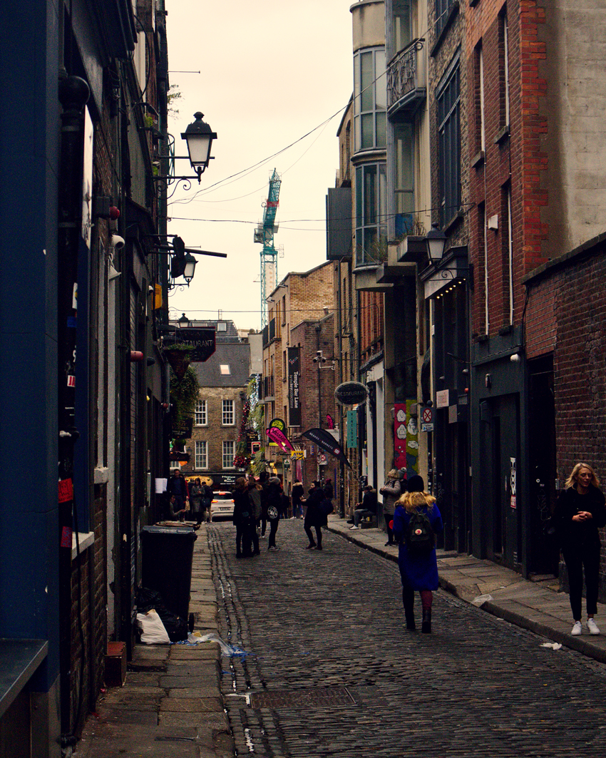 All the wonderful things: Irland Traveldiary #1 - Dublin, Temple Bar Viertel