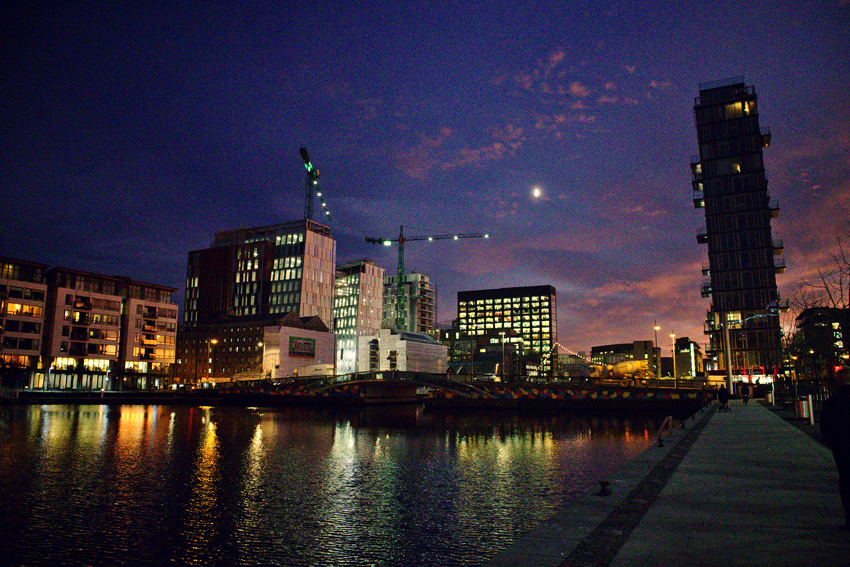 All the wonderful things: Irland Traveldiary #1 - Dublin, Silicon Docks