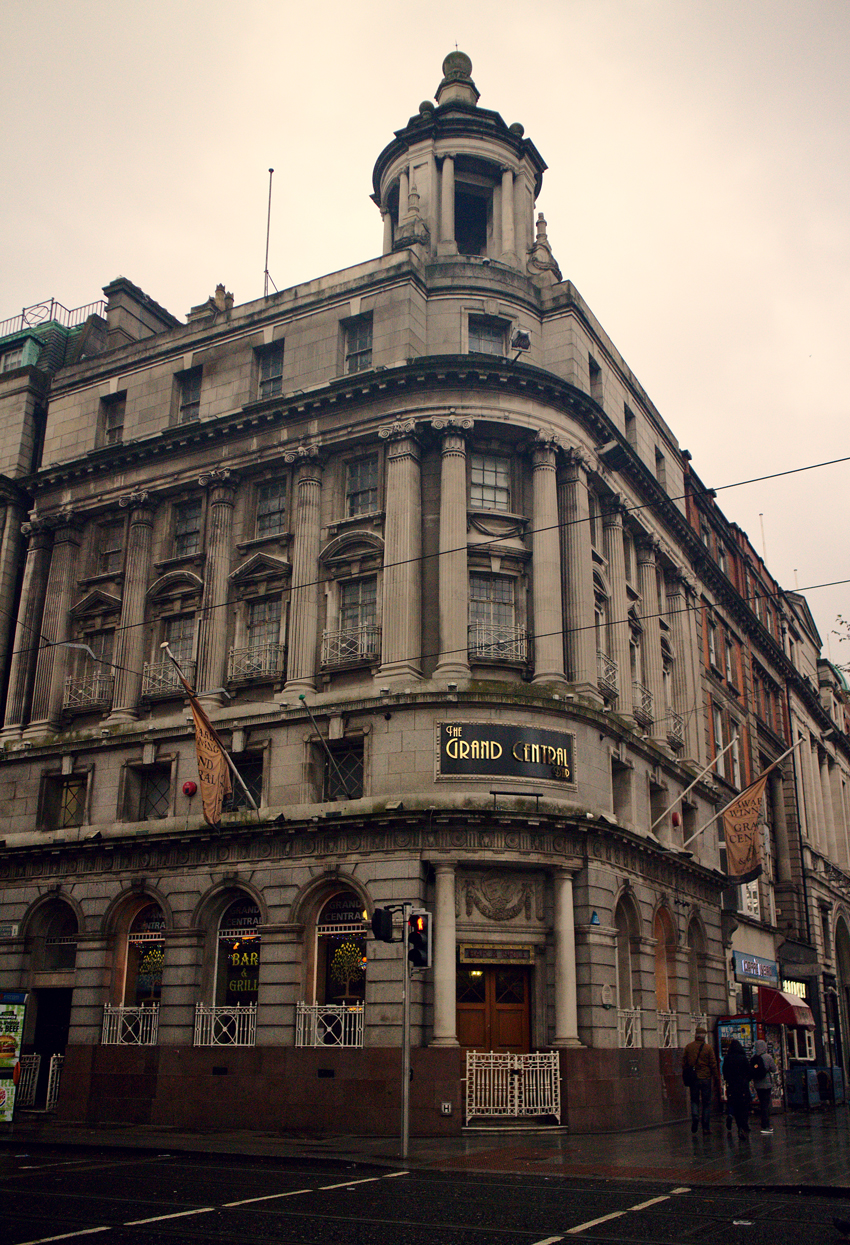 All the wonderful things: Irland Traveldiary #1 - Dublin, The Grand Central