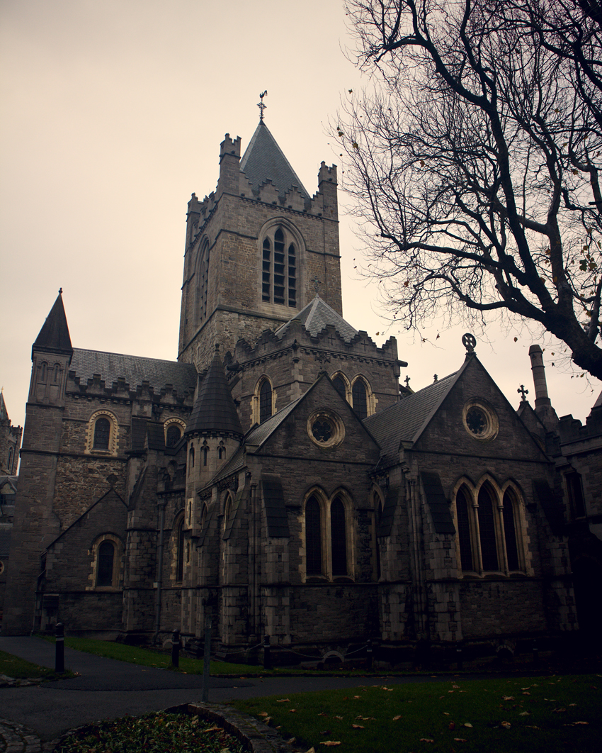 All the wonderful things: Irland Traveldiary #1 - Dublin, Christ Church cathedral