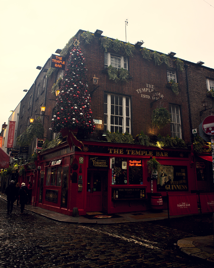 All the wonderful things: Irland Traveldiary #1 - Dublin, Temple Bar