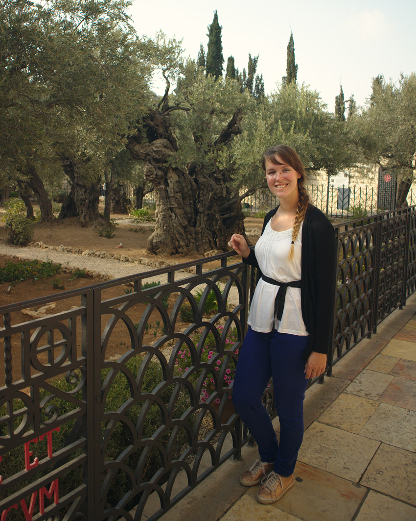 All the wonderful things: Israel Traveldiary #4 - Das einzigartige Jerusalem; Reise Garten Getsemani