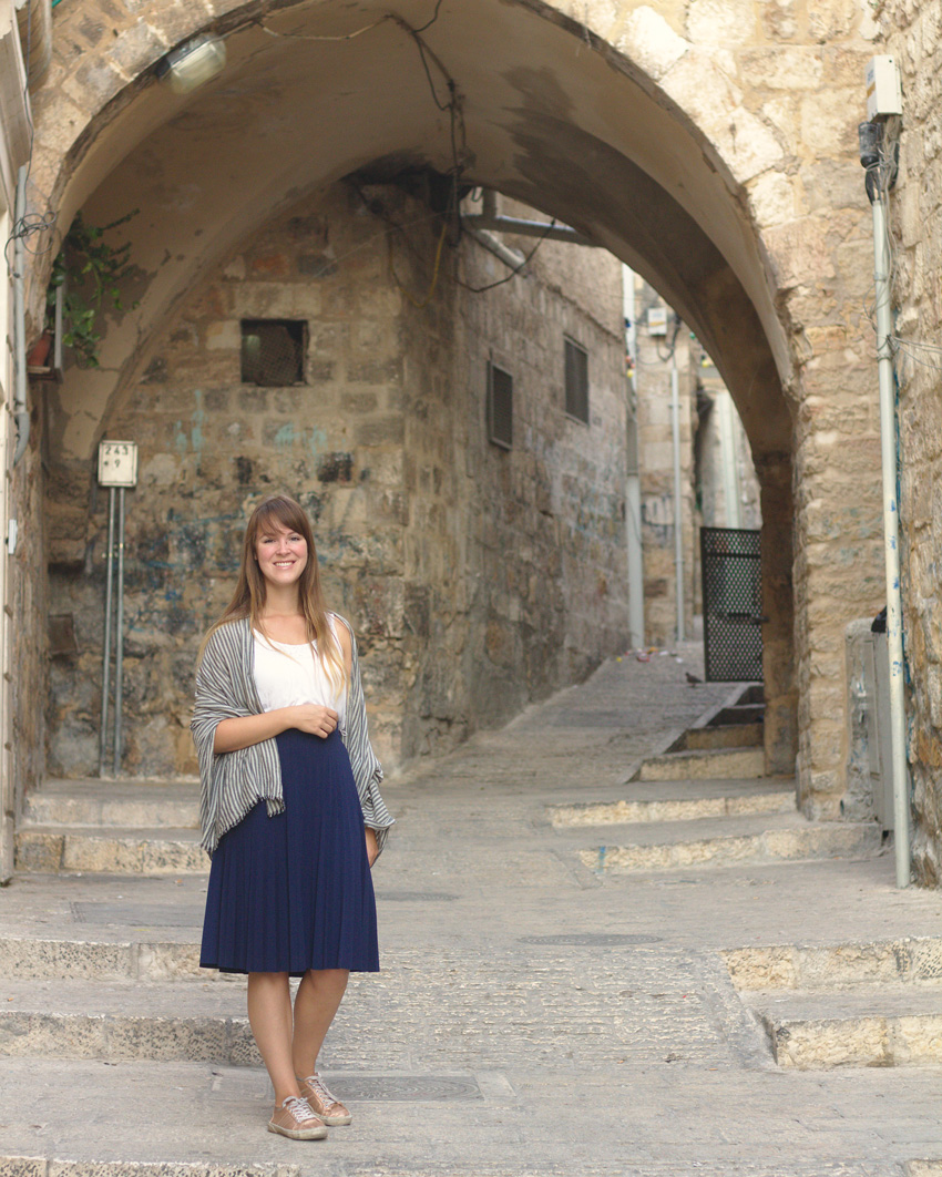 All the wonderful things: Israel Traveldiary #4 - Das einzigartige Jerusalem; Reise Altstadt