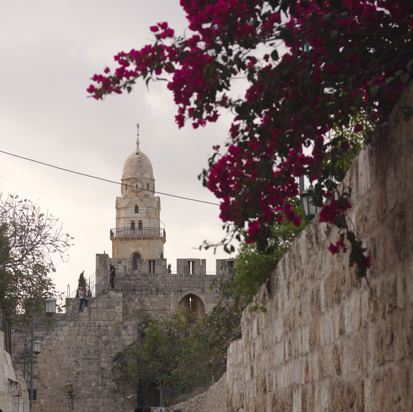 All the wonderful things: Israel Traveldiary #4 - Das einzigartige Jerusalem; Reise Berg Zion