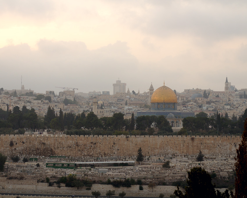 All the wonderful things: Israel Traveldiary #4 - Das einzigartige Jerusalem; Reise Tempelberg Ölberg Felsendom