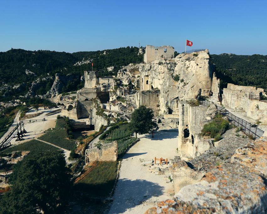 Mein Top 10 Geheimtipps für die Provence, Les Baux-de-Provence