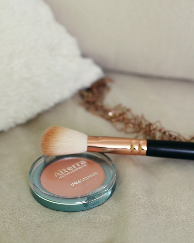 All the wonderful things: Nachgekauft - Meine liebsten Produkte Alterra Rouge Peachy