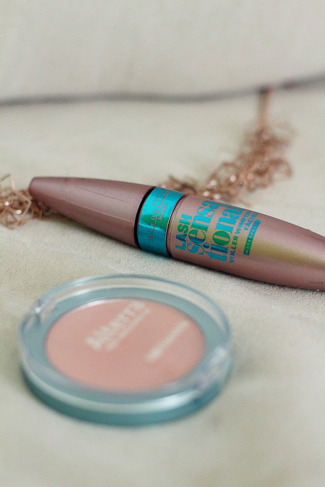 All the wonderful things: Nachgekauft - Meine liebsten Produkte Maybelline Lash Sensational Voller Wimpernfächer waterproof
