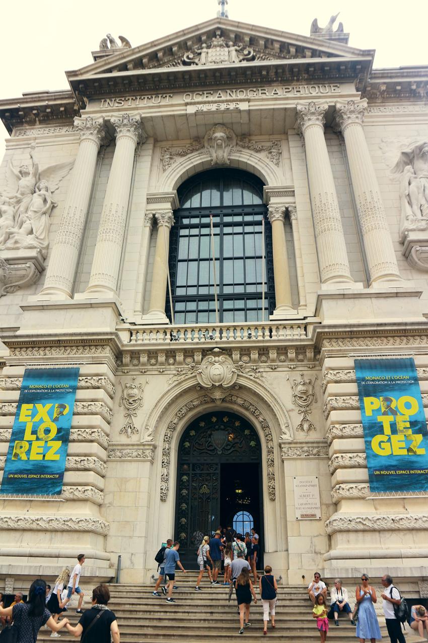 Mein Top 10 Geheimtipps für die Provence, Musée Océanographique de Monaco