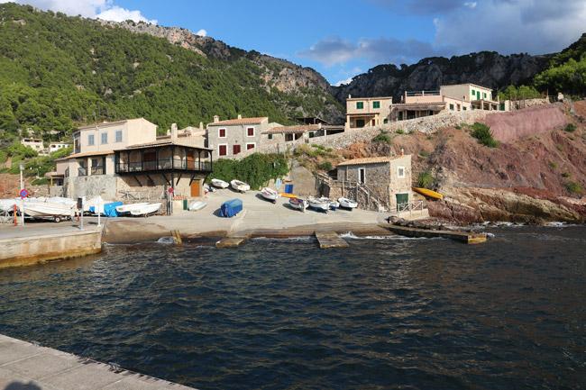 Mallorca Nordwesten Port de Valldemossa