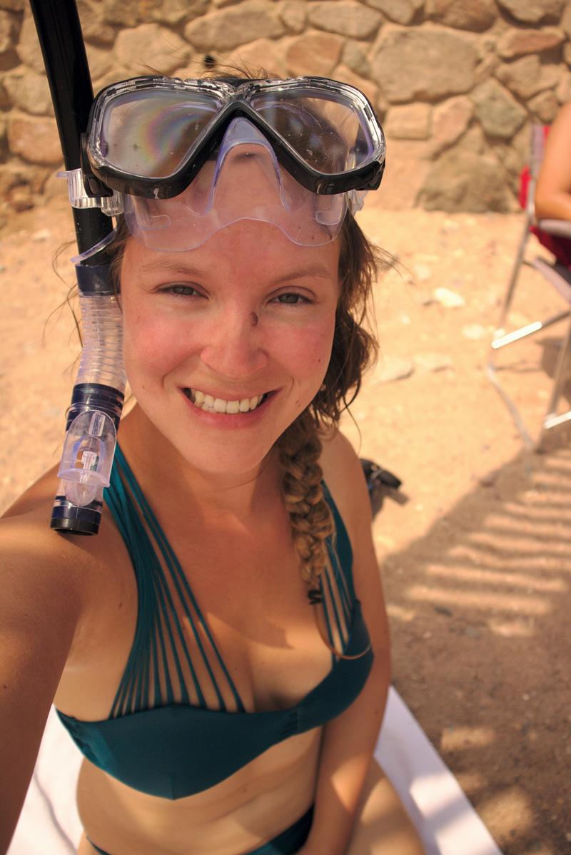 All the wonderful things - Israel Traveldiary #2 - Eilat, das Beste von Wüste & Meer; Das Rote Meer Princess Beach