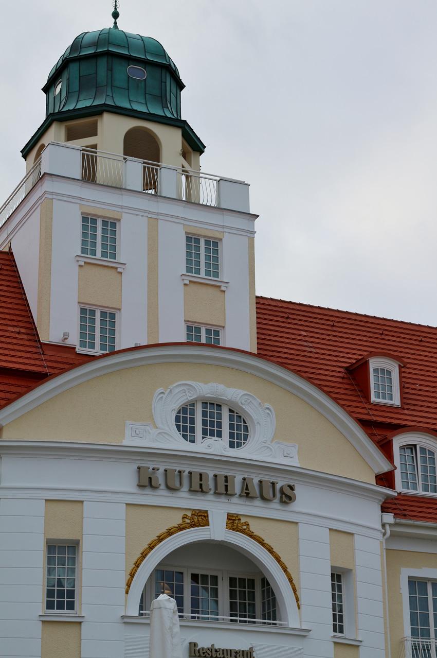 All the wonderful things: Auszeit aif Rügen - Hotelempfehlung und Ausflugs-Tipps; Kurhaus Binz