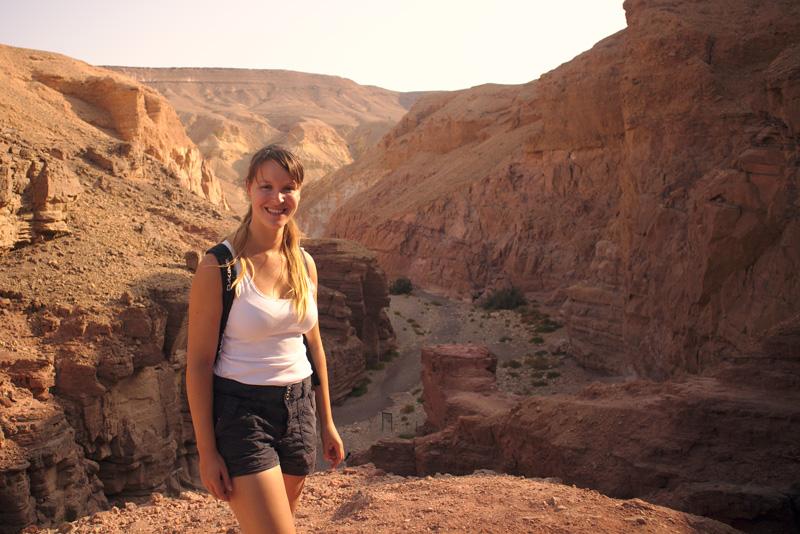 All the wonderful things - Israel Traveldiary #2 - Eilat, das Beste von Wüste & Meer; Die Wüste Negev und Red Canyon