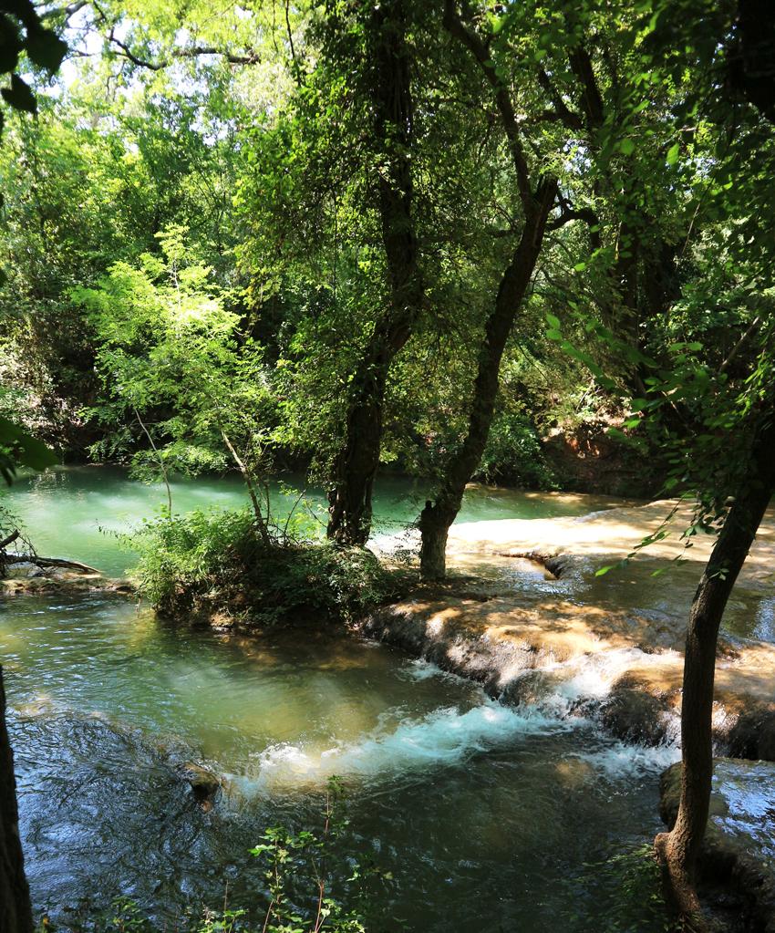 Mein Top 10 Geheimtipps für die Provence, Sillans-la-Cascade