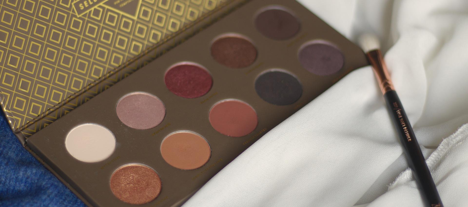 Eine Palette 3 Looks: Zoeva Cocoa Blend