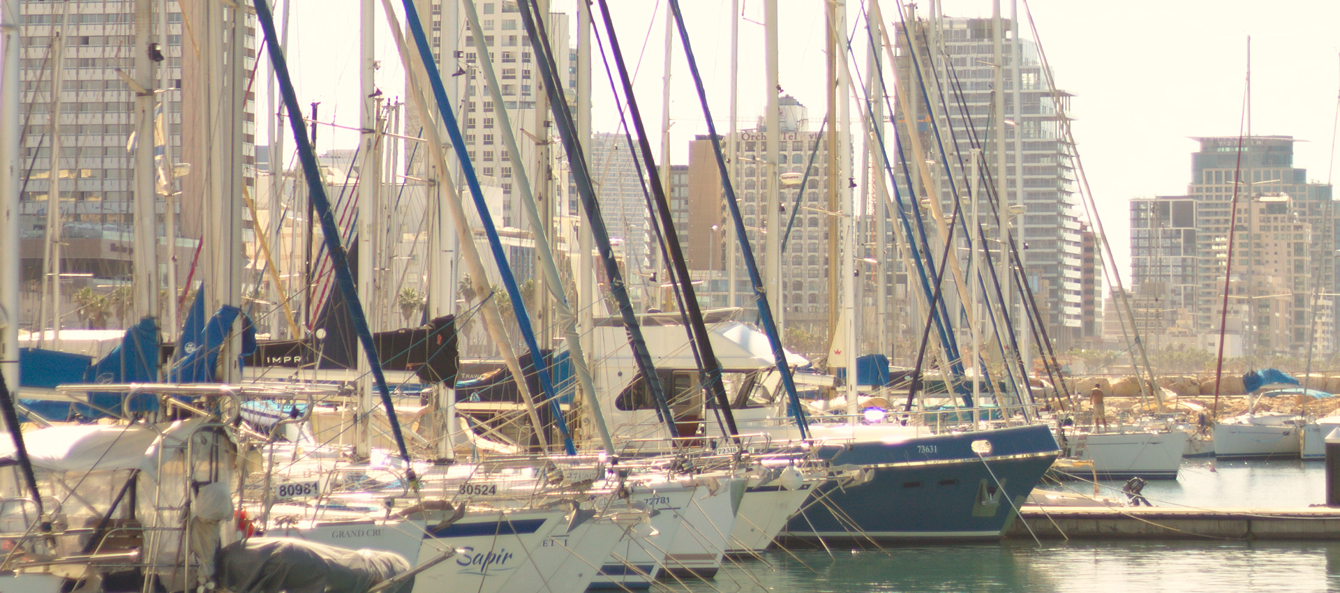 Israel Traveldiary #3 – Das pulsierende Tel Aviv