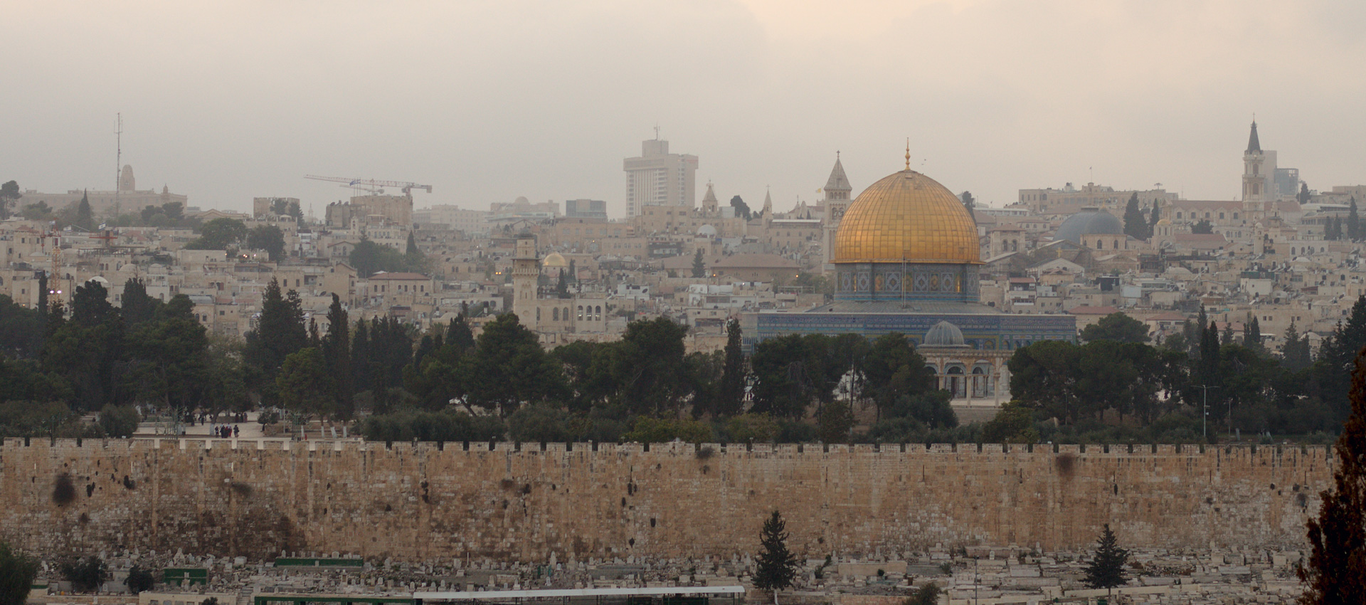 Israel Traveldiary #4 - Das einzigartige Jerusalem