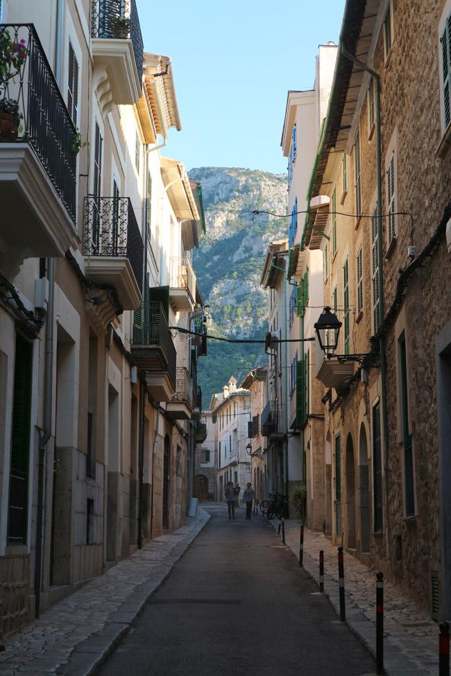 Mallorca Nordwesten Sóller