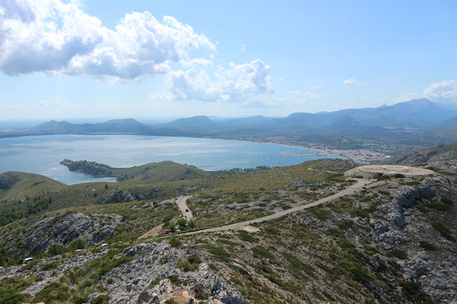 Mallorca Talaia d'Albercutx