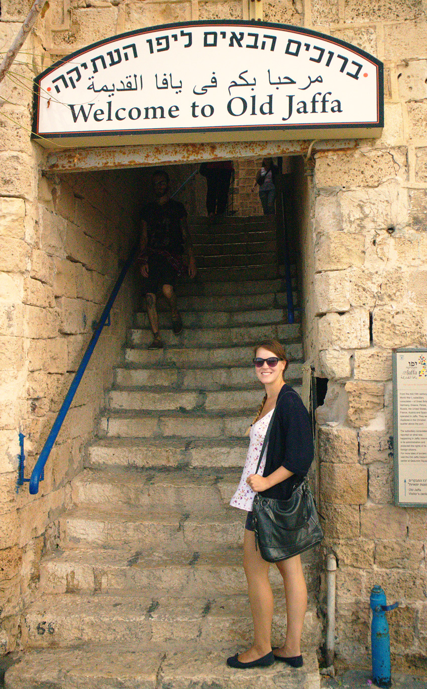 All the wonderful things: Israel Traveldiary #3 - Das pulsierende Tel Aviv; Travel Guide, Reisebericht, Old Jaffa