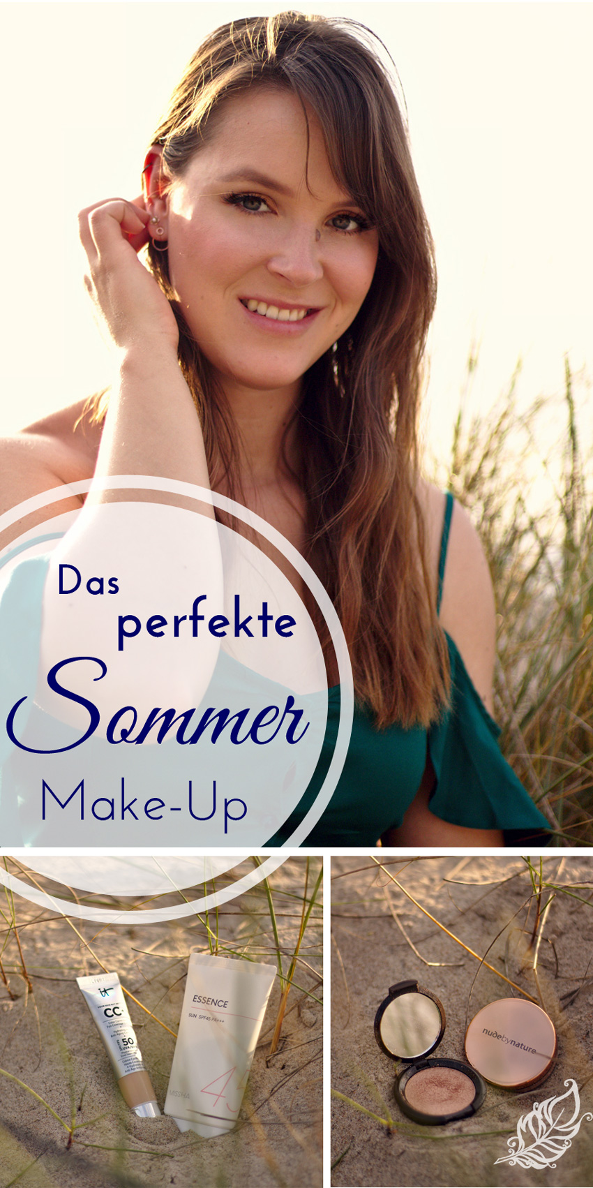All the wonderful things: Das perfekte Sommer-Make-Up
